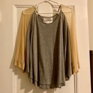 Urban Outfitters - Butterfly Top